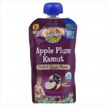 [Earth`S Best Baby Foods] Fruit & Grain Puree Apple Plum Kamut  At least 95% Organic