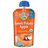 [Earth`S Best Baby Foods] Fruit & Vegetables Puree, Swt Potato Apple 2nd Fd  At least 95% Organic