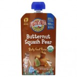 [Earth`S Best Baby Foods] Fruit & Vegetables Puree, Butternut Squash Pear 2nd  At least 95% Organic