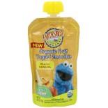 [Earth`S Best Baby Foods] Organic Fruit Yogurt Smoothie Peach Banana  At least 95% Organic