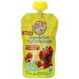 [Earth`S Best Baby Foods] Organic Fruit Yogurt Smoothie Strawberry Banana  At least 95% Organic