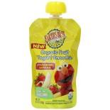 [Earth`S Best Baby Foods] Organic Fruit Yogurt Smoothie Strawberry Banana  At least 95% Organic