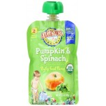 [Earth`S Best Baby Foods] Fruit & Vegetables Puree, Pumpkin Spice Spinach  At least 95% Organic