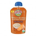 [Earth`S Best Baby Foods] Wholesome Breakfast Sweet Potato Cinnamon  At least 95% Organic