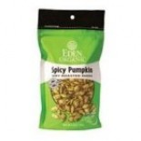 [Eden Foods] Snacks Pumpkin Seeds, Spcy, Dry Rstd w/Tamari  At least 95% Organic