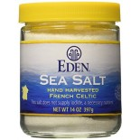 [Eden Foods] Condiments Sea Salt, French Celtic