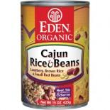 [Eden Foods] Organic Beans Rice & Cajun Small Red Beans  100% Organic