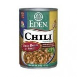 [Eden Foods] Chili Pinto Beans & Spelt  At least 70% Organic