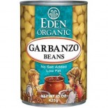 [Eden Foods] Organic Beans Garbanzo, LF  At least 95% Organic