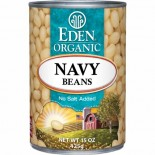 [Eden Foods] Organic Beans Navy  At least 95% Organic