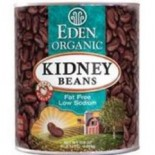 [Eden Foods] Organic Beans Kidney  At least 95% Organic