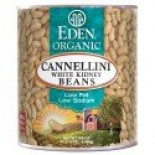 [Eden Foods] Organic Beans Cannellini White Kidney  At least 95% Organic
