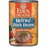 [Eden Foods] Organic Beans Refried Black  100% Organic