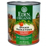 [Eden Foods] Tomato Products Diced  100% Organic