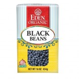 [Eden Foods] Dried Beans Black Turtle Beans  At least 95% Organic