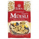 [Eden Foods]  Muesli,Cinnamon  At least 95% Organic