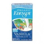 [Eden Foods] Edensoy Soy Milk Vanilla  At least 95% Organic