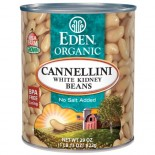 [Eden Foods] Organic Beans Cannellini (White Kidney)  At least 95% Organic