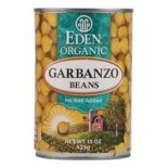 [Eden Foods] Organic Beans Garbanzo  At least 95% Organic