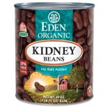 [Eden Foods] Organic Beans Kidney (Dark Red)  100% Organic