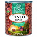 [Eden Foods] Organic Beans Pinto  At least 95% Organic