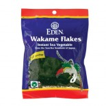 [Eden Foods] Sea Vegetables Wakame Flakes, Instant