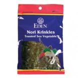 [Eden Foods] Sea Vegetables Toasted Nori Krinkles, Cultivated