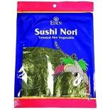 [Eden Foods] Sea Vegetables Sushi Nori, Toasted