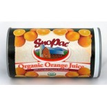[Sno-Pac] Juice Concentrate Orange  At least 95% Organic