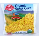 [Sno-Pac] Vegetables Corn  At least 95% Organic