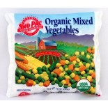 [Sno-Pac] Vegetables Mixed  At least 95% Organic