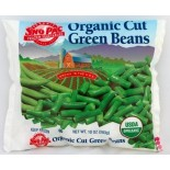 [Sno-Pac] Vegetables Green Beans  At least 95% Organic
