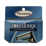 [American Safety Razor Co.] Personna Tri Flex Cartridge