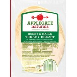 [Applegate Farms] Sliced Deli Meats Honey Maple Turkey, ABF