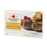[Applegate Farms] Sausage Patties Breakfast, Chicken & Maple GF