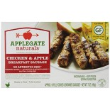[Applegate Farms] Sausage Chicken & Apple Breakfast  At least 95% Organic