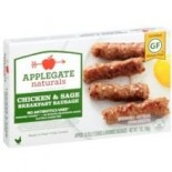 [Applegate Farms] Sausage Chicken & Sage Breakfast