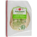 [Applegate Farms] Organic Meats Smoked Turkey, Sliced  At least 95% Organic