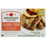 [Applegate Farms] Sausage Classic Pork Breakfast