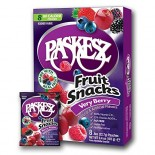 [Paskesz] Kosher Candy Fruit Snacks Very Berry 8 Pk