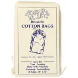 [Flower Valley]  Cotton Bags, 3