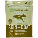 [Pet Naturals Of Vermont] Supplements for Dogs Skin & Coat Soft Chew