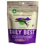 [Pet Naturals Of Vermont] Supplements for Dogs Daily Best Soft Chews
