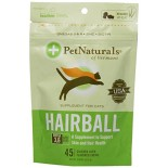 [Pet Naturals Of Vermont] Supplements for Cats Hairbal Soft Chews