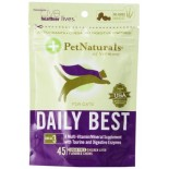 [Pet Naturals Of Vermont] Supplements for Cats Daily Best Soft Chew