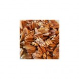 [Nuts]  Pecans,Halves,Raw,Shelled,USA