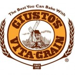 [Giusto`S] High Performance Baking Flours;  Milled Fresh Daily Whole Wheat, Fine, Hi Protein  100% Organic