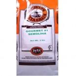 [Giusto`S] High Performance Baking Flours;  Milled Fresh Daily Semolina #1, Gourmet  100% Organic