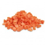 [Dried Fruit]  Papaya, Diced LS