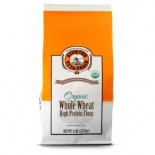 [Giusto`S] High Performance Baking Flours;  Milled Fresh Daily Whole Wheat, Fine  100% Organic